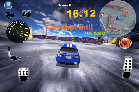Screenshot Gymkhana Hero Free
